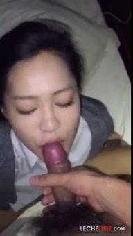 menor coreana gritando