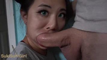 asiatica deep throat