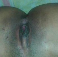 Kimberly from Nicaragua masturbates