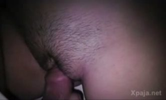 Rubbing my cock in a girl's pussy