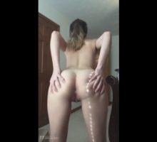 Skinny ass beautiful make my cock harden