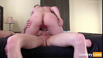 LindseyLove Teen Small Tits Riding Cocktails