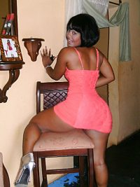 Dominican luisa hot latin of big ass