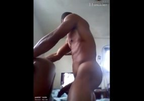 Mandingo huge cock making a girl scream