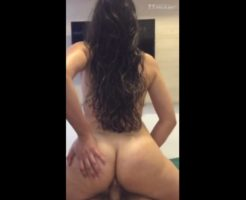 Young girl first time riding anal sex