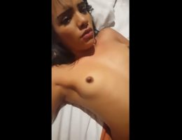 Cute girl fucked video porn recorded while fuck