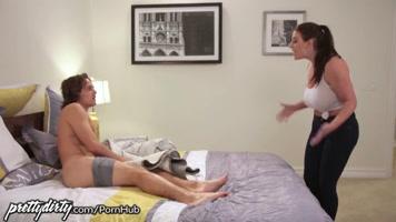 angela white busty pornstar sucking strong sex