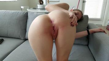 Beautiful girlfriend big ass penetrated strong doggystyle