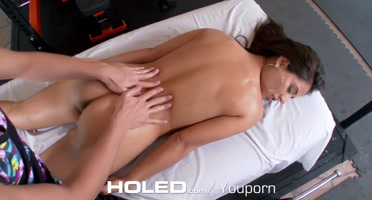 jynx maze massaged strong anal sex