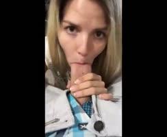 slut secretary sucking boss cock