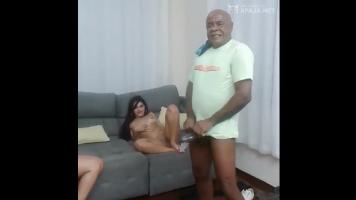 Porno brasileño detrás de cámara
