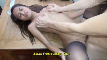 Asian street meat sexo anal vídeo exclusivo