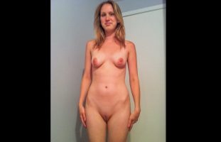 Pictures of my girlfriend posing nude