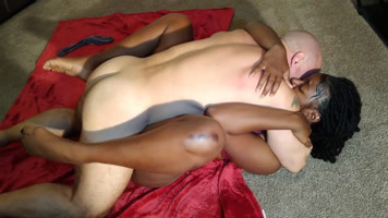 Black HD interracial porn giving use of ClicPorn tube porn cocomordan