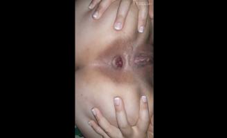 Párate que me duele el culito coño by girlfriend.com