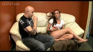 A Handjob between Scenes Free xxx porn video