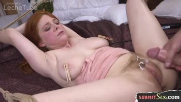 Whipped Submissive cums for Maledom with the beautiful and princess Penny pax