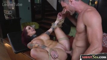 Tattooed Pussylicked Slave Milf And Fucked Porn Movie Quality (480p)