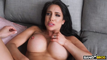 Ally Jones is surprised to be penetrated by her lover