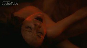 Emily Browning and Hani Furstenberg super erotic sex fucking hard