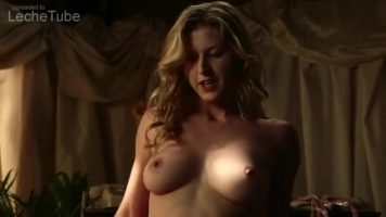 Gabrielle chapin horny blonde riding a tough guy