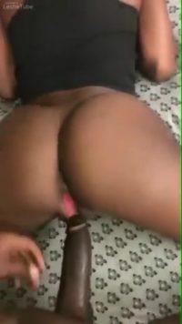 Hard Fast Fuck – Penetrando fuerte a una negra adolescente