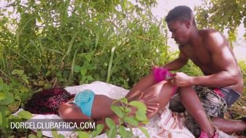 Outdoor African Porn