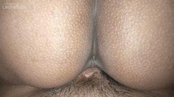 Fuck my show girlfriend's buttocks