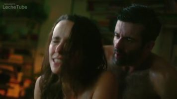 Débora Falabella desnuda en una película xxx