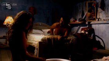 Fernanda Paes Leme desnuda en una película nacional